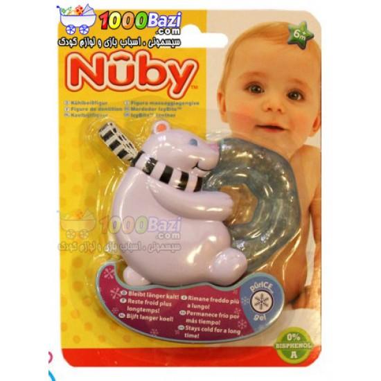 دندانگیر ژله ای طرح حیوانات قطبی Nuby