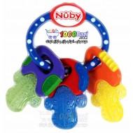 دندانگیر خنک کننده طرح دسته کلید Nuby