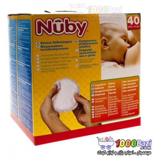 پد سینه 24 عددی مادر Nuby