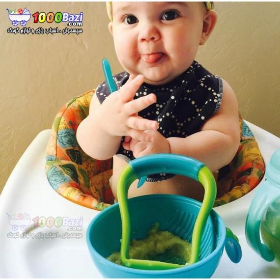 ظرف پوره کن غذای نوزاد Nuby