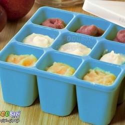 ظرف ذخیره مواد غذایی 9 بخشی Nuby