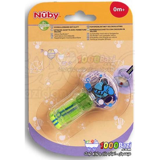 بند پستانک کودک Nuby