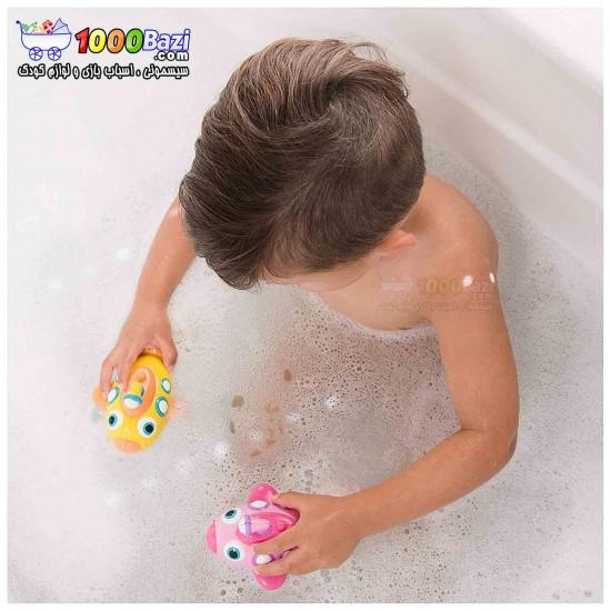 اسباب بازی حمام زیر دریایی Nuby