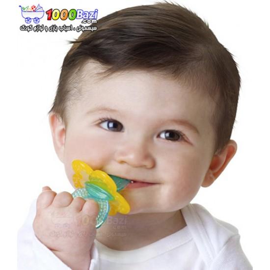 دندانگیر طرح پستانک Nuby