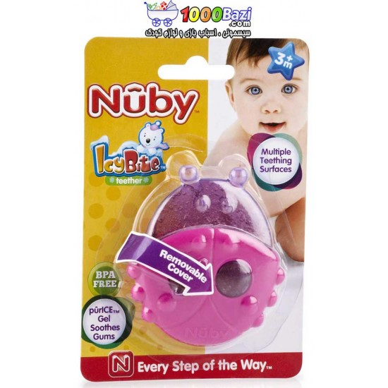 دندانگیر ژله ای طرح خرس Nuby