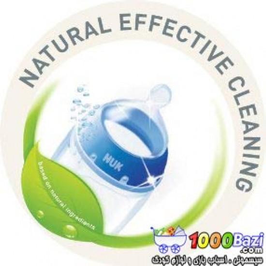 مایع استریل کننده شیشه شیر و پستانک Nuk