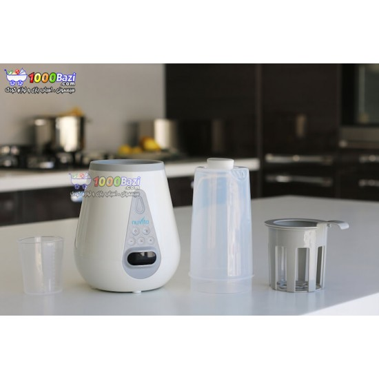 گرمکن دیجیتال شیشه شیر نوزاد نوویتا Nuvita