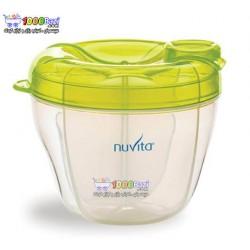 ظرف نگهدارنده شیر خشک 260 میل نوویتا Nuvita