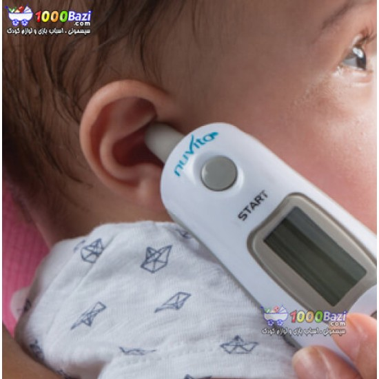 تب سنج دیجیتالی نوویتا Nuvita Ear Thermometer