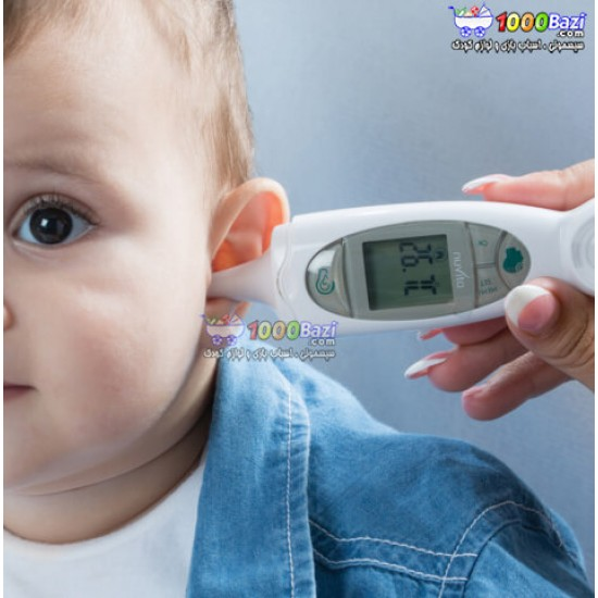 تب سنج دیجیتالی کودک نوویتا Nuvita Forhead AND Ear Thermometer