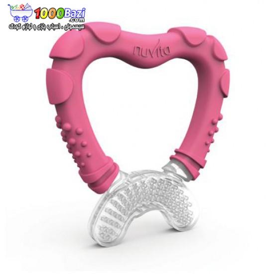دندانگیر دسته دار Nuvita