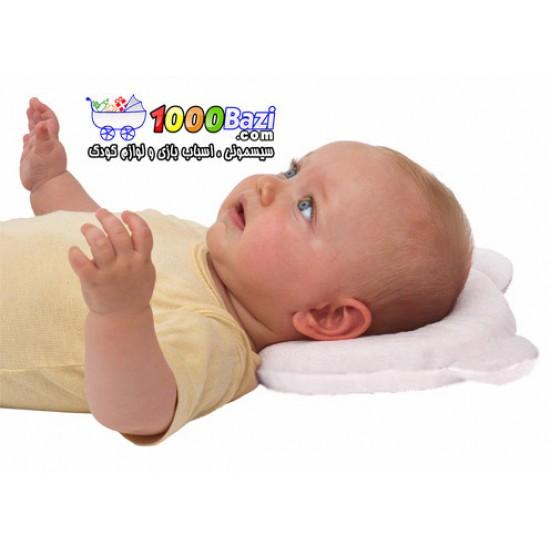 بالش  نوزادی مموری فوم Candide Expert