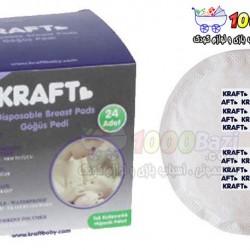 پد سینه 24 عددی مادر Kraft