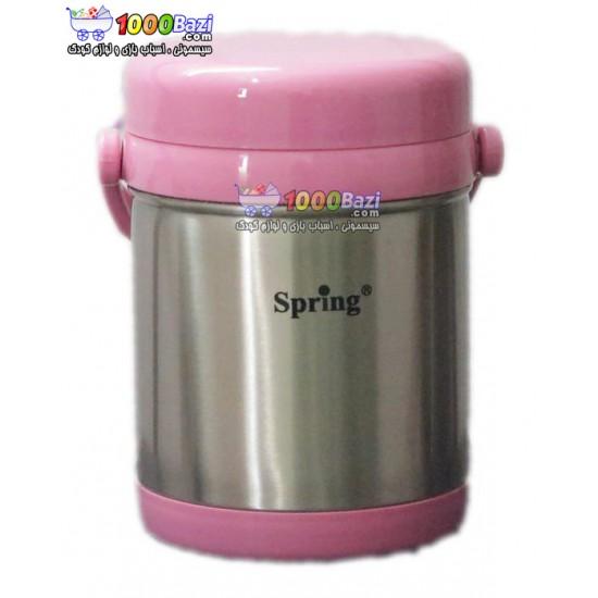 فلاسک غذای کودک اسپرینگ spring