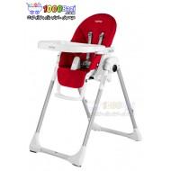 صندلی غذاخوری کودک طرح Zero قرمز PegPerego