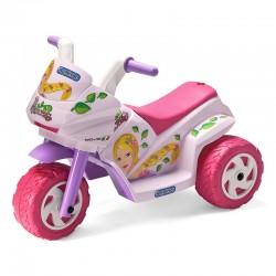 موتور سه چرخ دخترانه پگ پرگو مدل MINI PRINCESS Pegperego