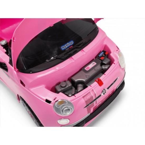 ماشین تکنفره پگ پرگو مدل فیات FIAT 500 STAR PEGPEREGO