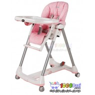 صندلی غذاخوری کودک طرح صورتی PegPerego