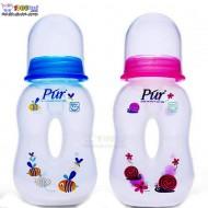 شیشه شیر آسانگیر کودک 125 میل Pur