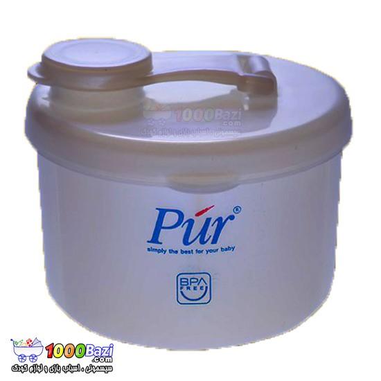 ظرف ذخیره پودر شیر خشک Pur