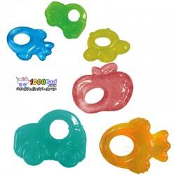 دندانگیر آبدار کودک طرح میوه Pur