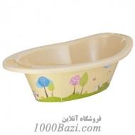 وان حمام کودک طرح پوه در جنگل Rotho Baby Design