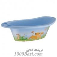 وان حمام کودک طرح شیر جنگل Rotho Baby Design