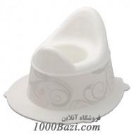قصری کودک سفید طرح دار Rotho Baby Design