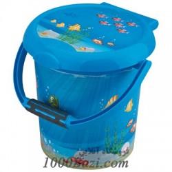 سطل اتاق کودک طرح اقیانوس Rotho Baby Design
