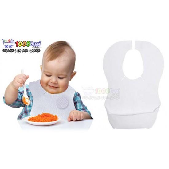 پیشبند یکبار مصرف نوزاد Sevibebe
