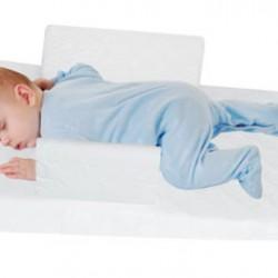 تشک رفلاکس نوزاد و تسکین دل درد شیب دار و محافظ دار