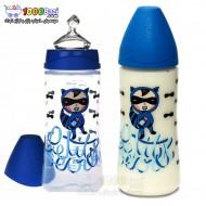 شیشه شیر کارتونی 360 میل Suavinex