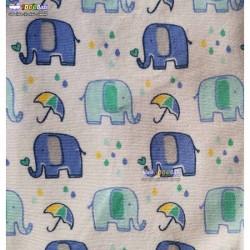 قنداق نخی طرح فیل Baby4Life