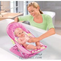 صندلی حمام نوزاد صورتی Summer