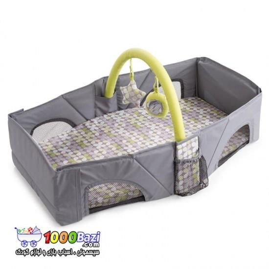 تخت خواب مسافرتی نوزاد Summer