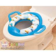 لگن و حلقه رابط توالت فرنگی بچه