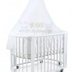 تخت خواب نوزاد با قابلیت تنظیم ارتفاع Tahterevalli