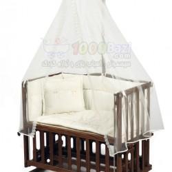 تخت گهواره نوزاد کنار مادر Tahterevalli