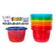 ظرف پلاستیکی درب دار کودک The First years