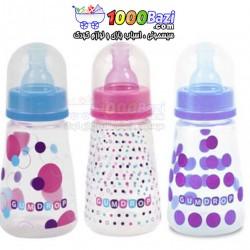 شیشه شیر طرح دار 3 عددی دخترانه و پسرانه  The First Years