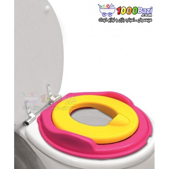 توالت فرنگی دخترانه سه کاره موزیکال The First Years
