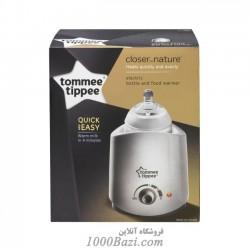 گرمکن الکتریکی شیشه شیر و غذای کودک Tommee Tippee