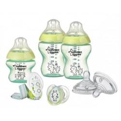 ست آغازین نوزادی سبز Tommee Tippee