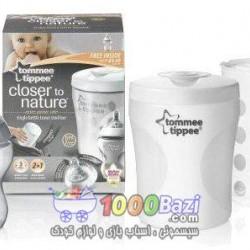 دستگاه ضدعفونی کننده شیشه شیر Tommee Tippee