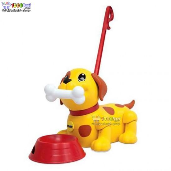 اسباب بازی سگ کشیدنی تامی Tomy