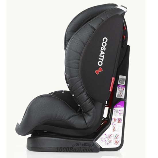 صندلی ماشین کوزاتو طرح دخترانه  Cosatto