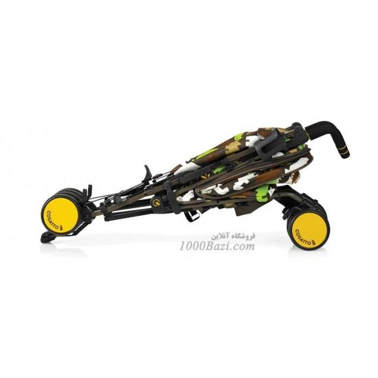 کالسکه تک نوزاد مدل Cosatto Supa Stroller C-Rex