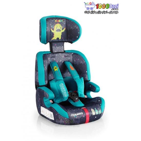 صندلی ماشین مدل زومی طرح مانستر جدید Cosatto