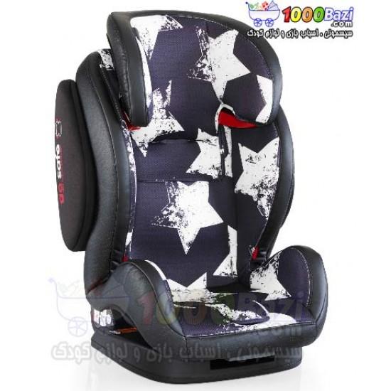 صندلی ماشین کودک طرح ستاره تا 12 سال Cosatto