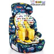 صندلی ماشین کودک طرح ماشین تا 12 سال Cosatto